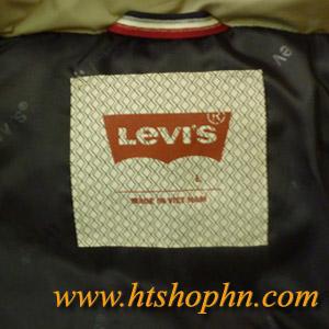 Áo Khoác Levis hàng xuất dư  giá 700k lh 0942586399