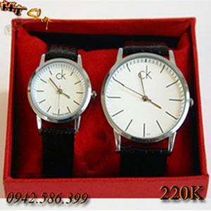 Đồng hồ đôi CK giá 220k/cặp 150k/ chiếc