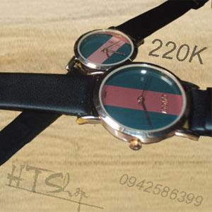 Đồng Hồ Đôi GUCCI Giá 220k/cặp 150k/chiếc
